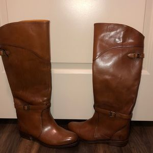 Frye Phillip Tall Riding Boots 7.5